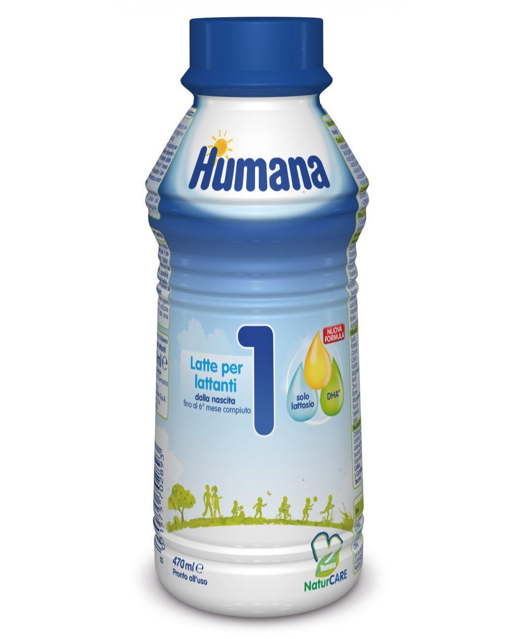 Latte Humana 1 - Liquido