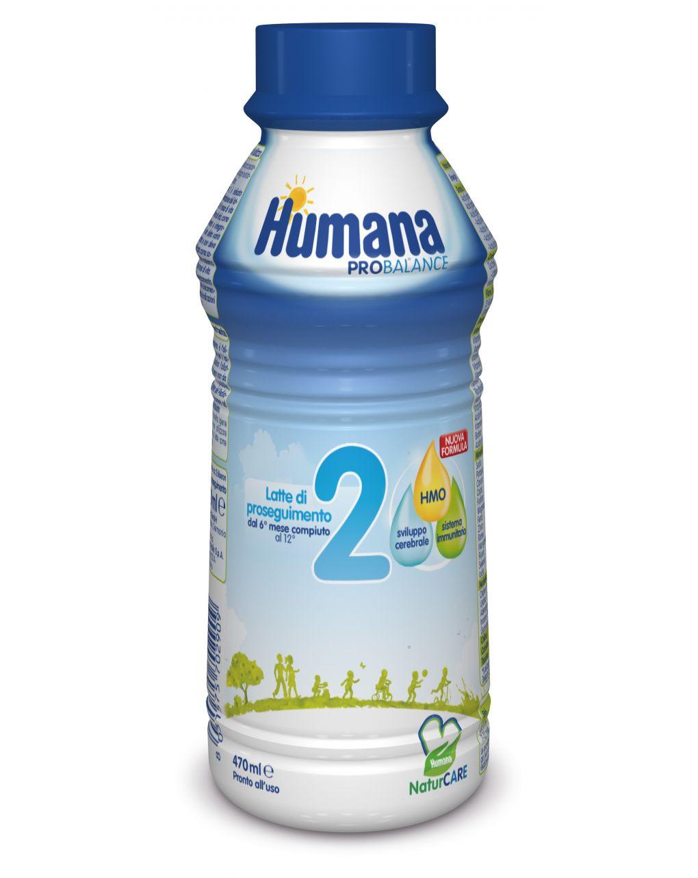Latte Humana 2 - Liquido