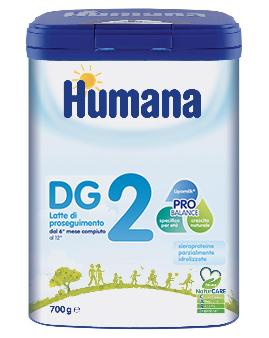 Latte Humana DG2 in Polvere