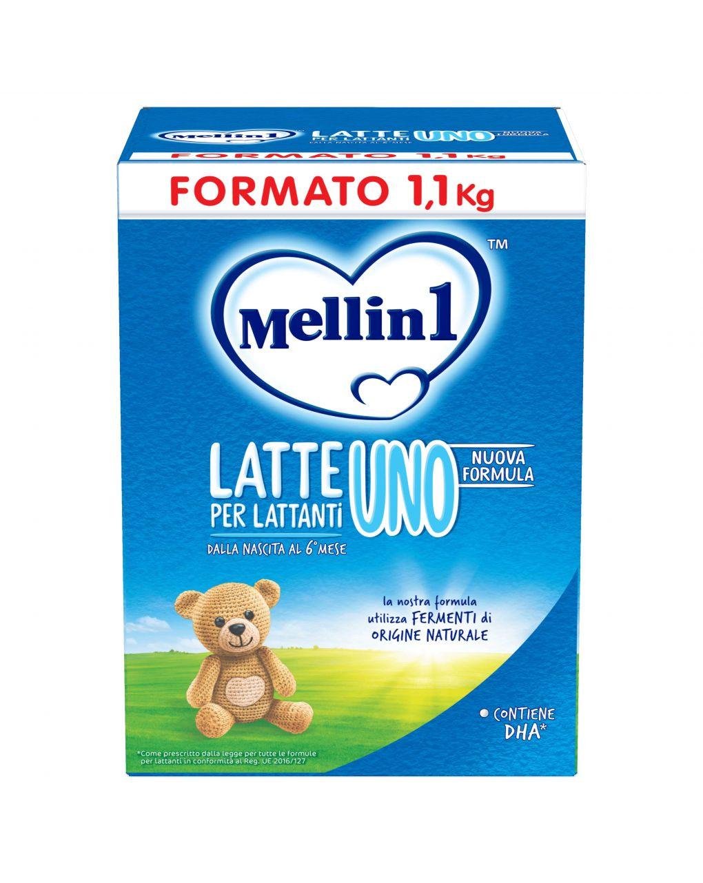 Latte Mellin 1 in Polvere - 1100 gr
