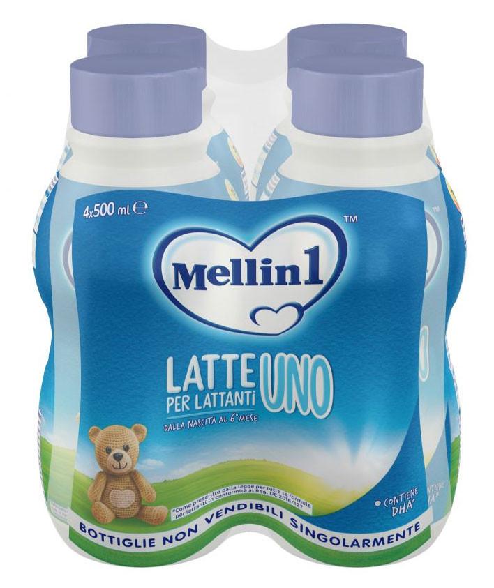 Latte Mellin 1 - Liquido