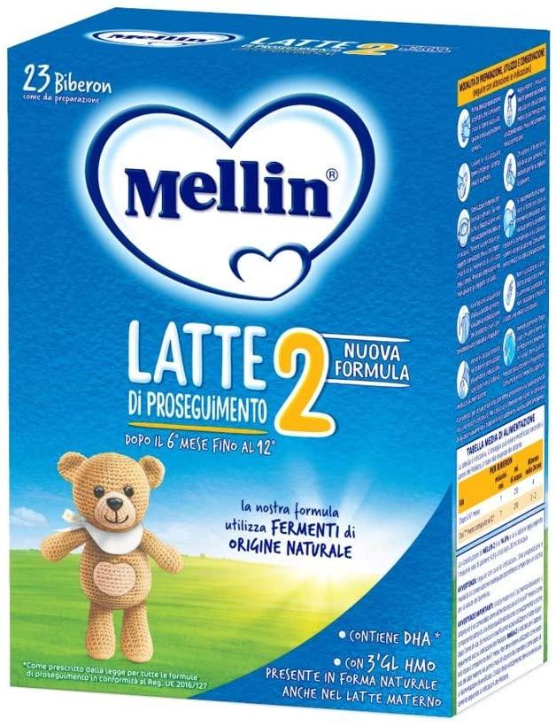 Latte Mellin 2 in Polvere - 800 gr