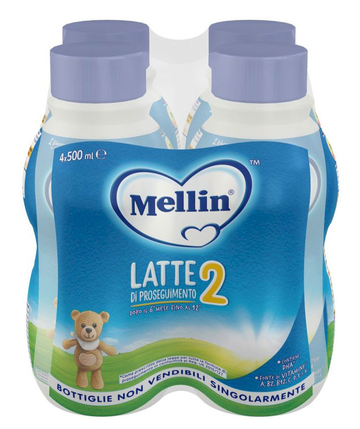 Latte Mellin 2 - Liquido