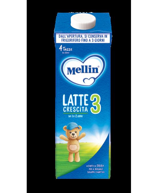Latte Mellin 3 - Liquido