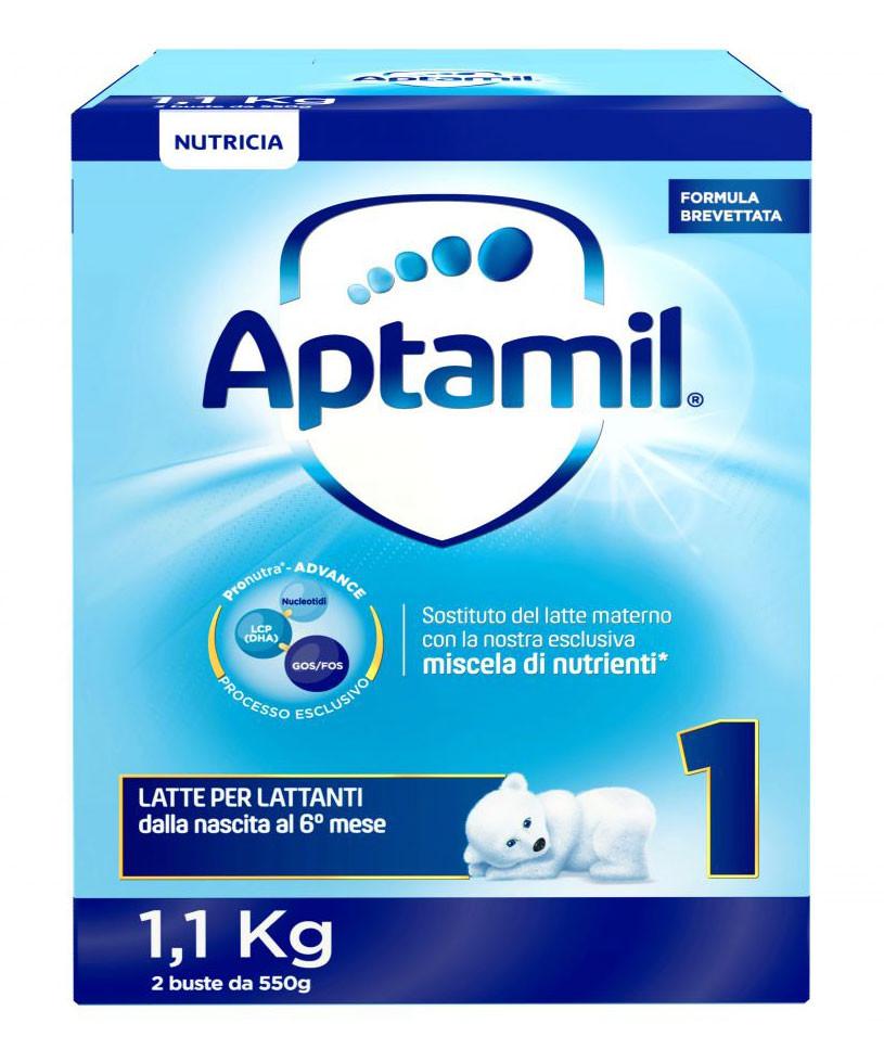 Latte Aptamil 1 in Polvere