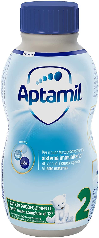 Latte Aptamil 2 - Liquido