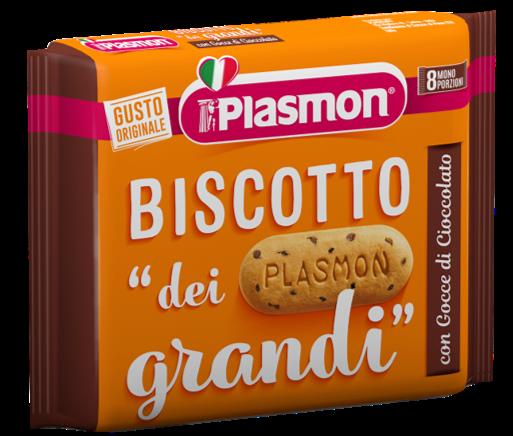 Biscotto Dei Grandi Con Goccie Di Cioccolato