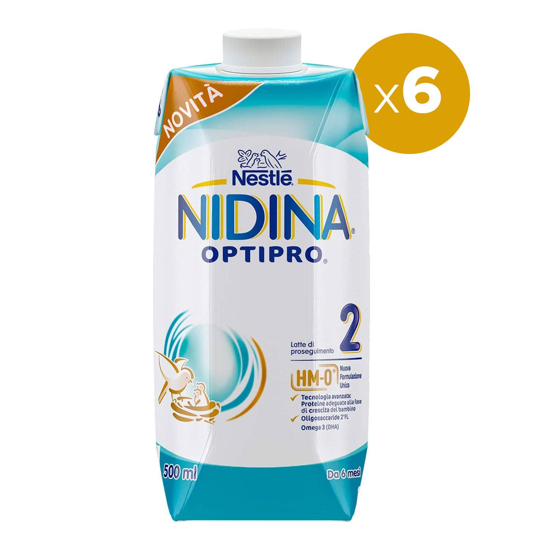 Latte Nidina 2 Optipro - Liquido