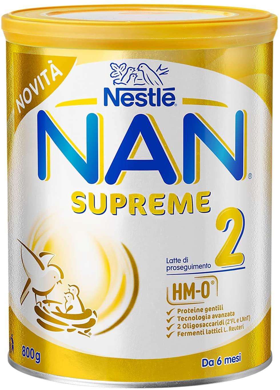Latte NAN Supreme 2