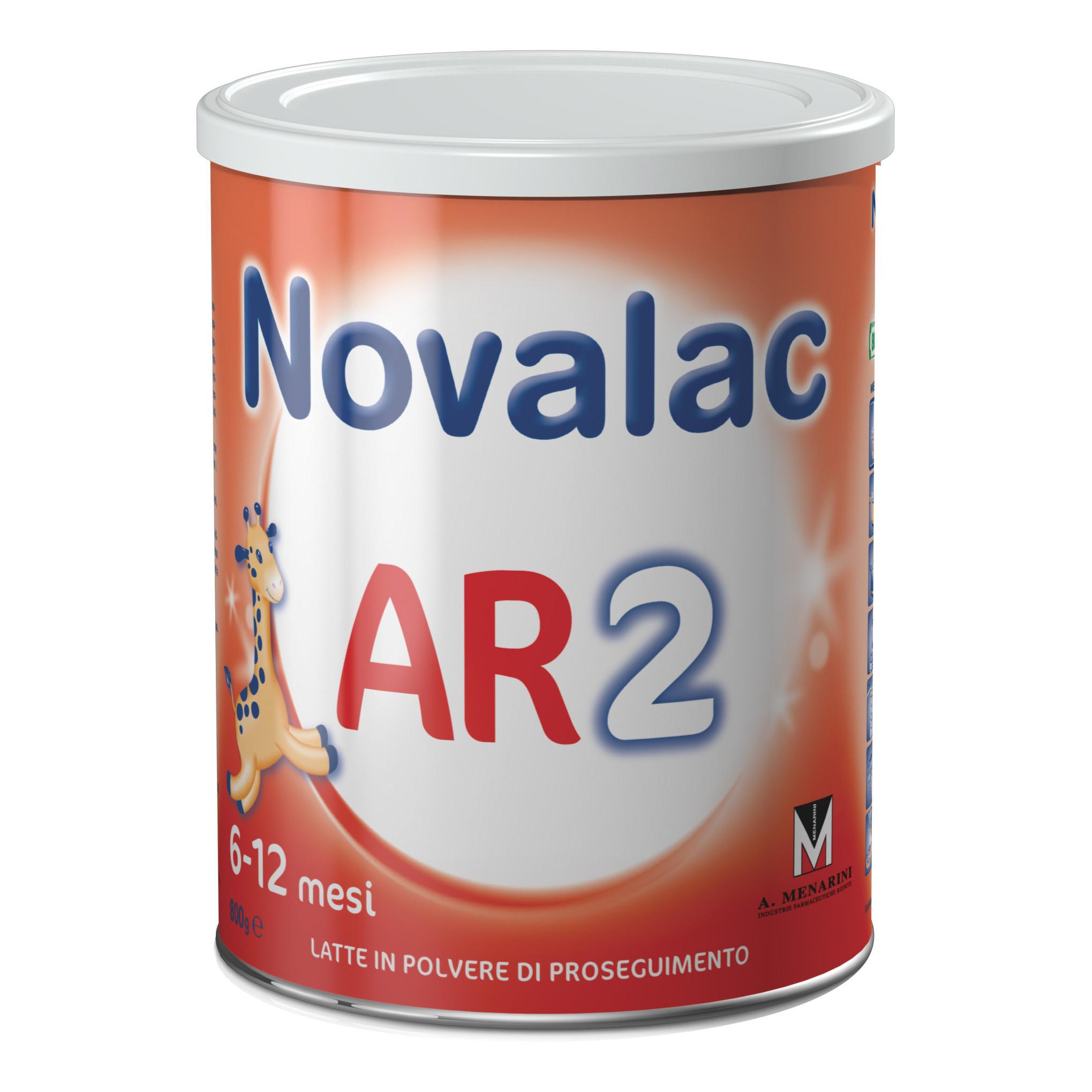 Latte Novalac AR 2