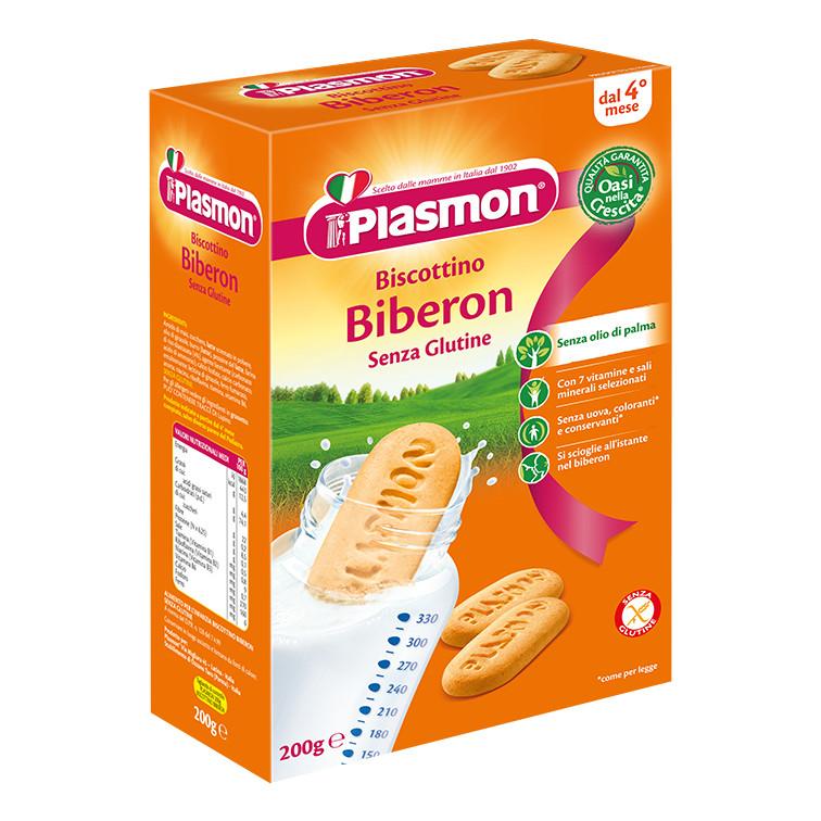 Plasmon Biscottino Biberon Senza Glutine