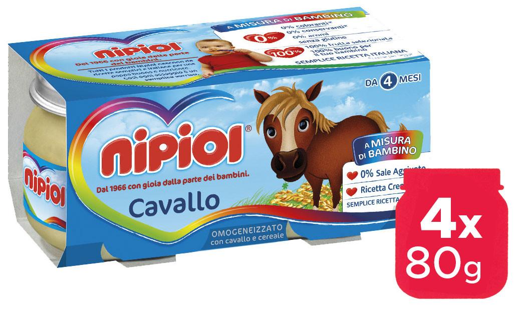 Omogeneizzato Cavallo Nipiol