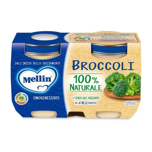 Omogeneizzato Broccoli Mellin