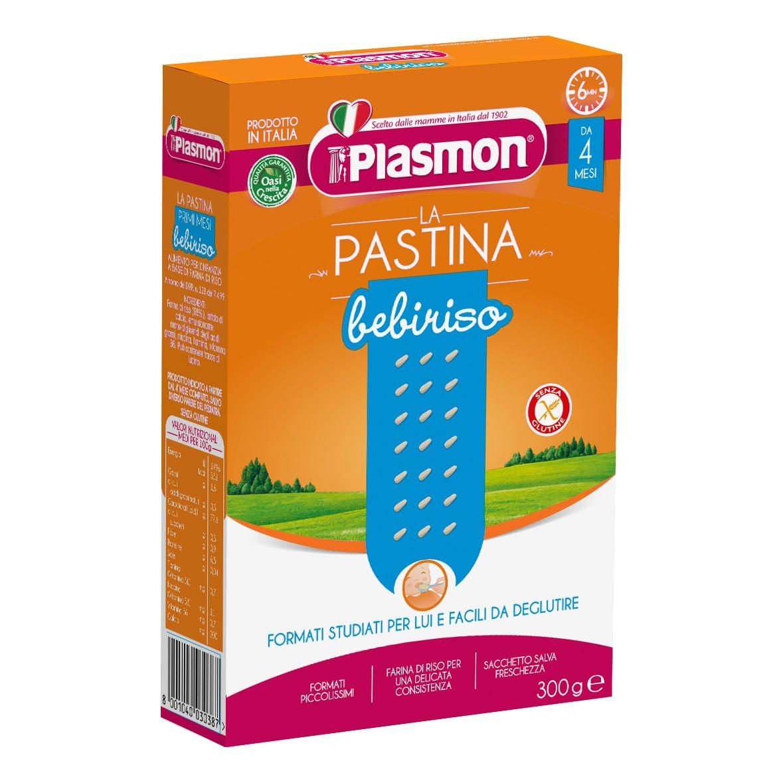 Pastina Bebiriso Plasmon