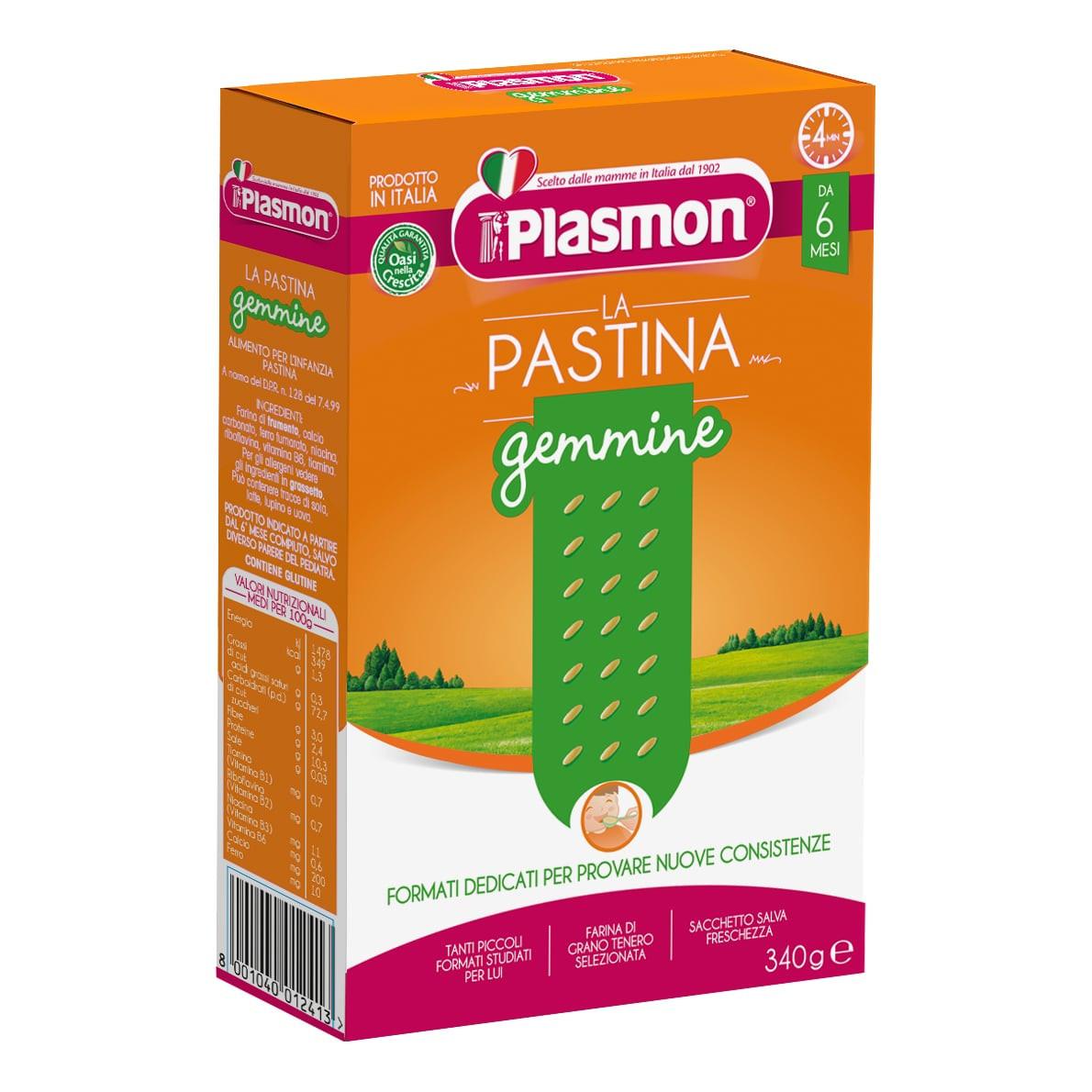 Pastina Gemmine Plasmon