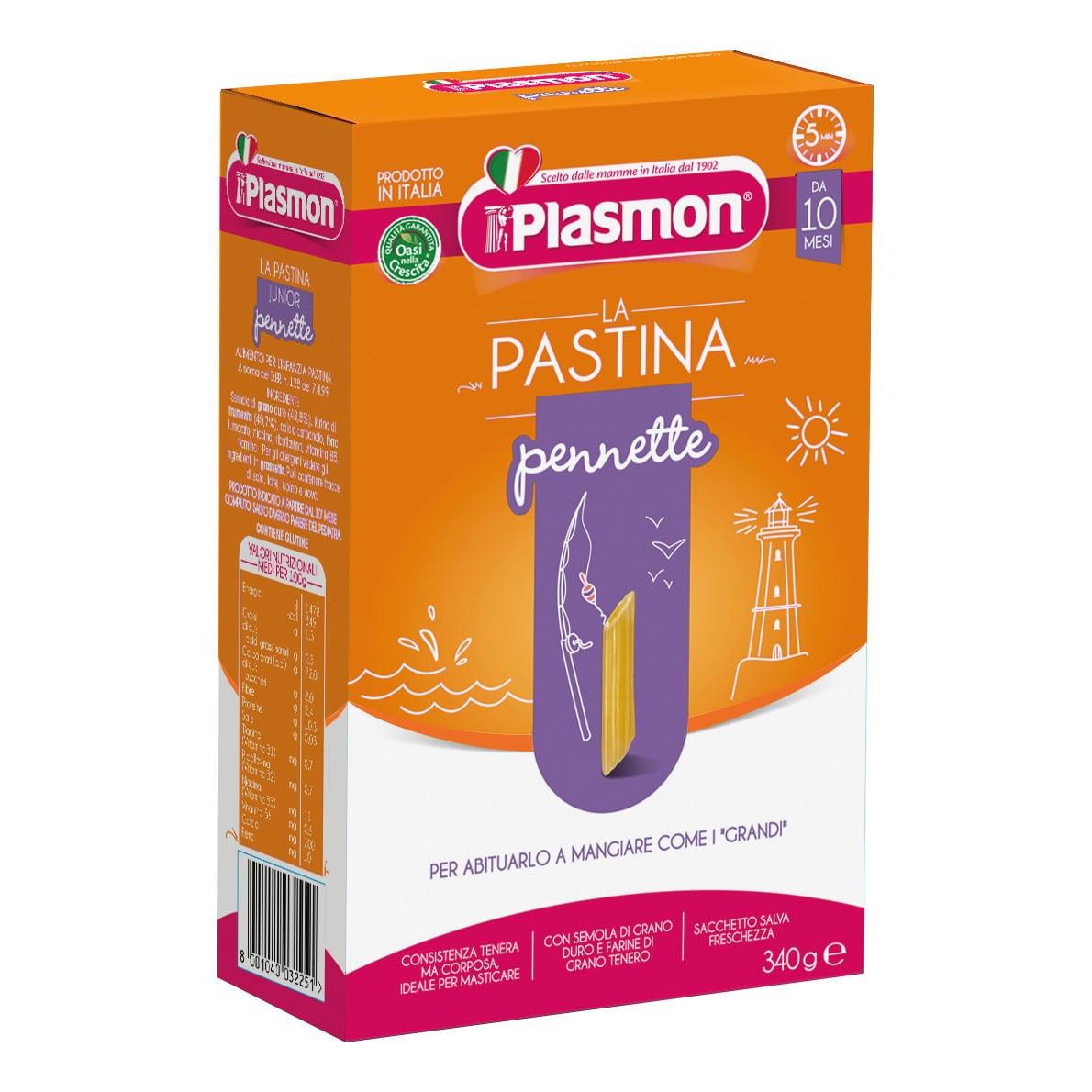 Pastina Pennette Plasmon