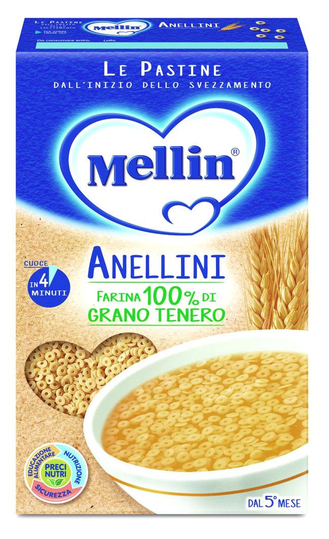 Pastina Anellini Mellin
