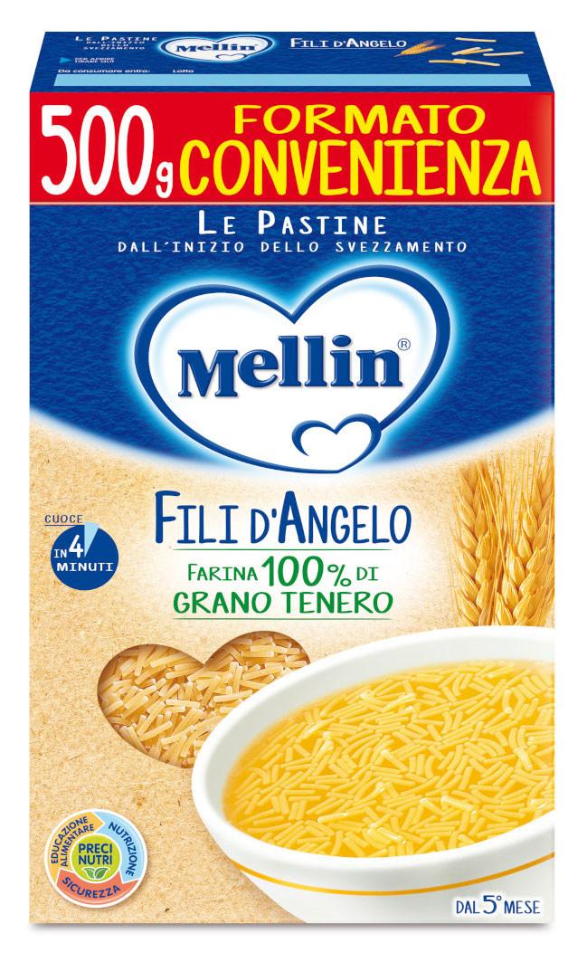Pastina Fili d'Angelo Mellin - 500 g