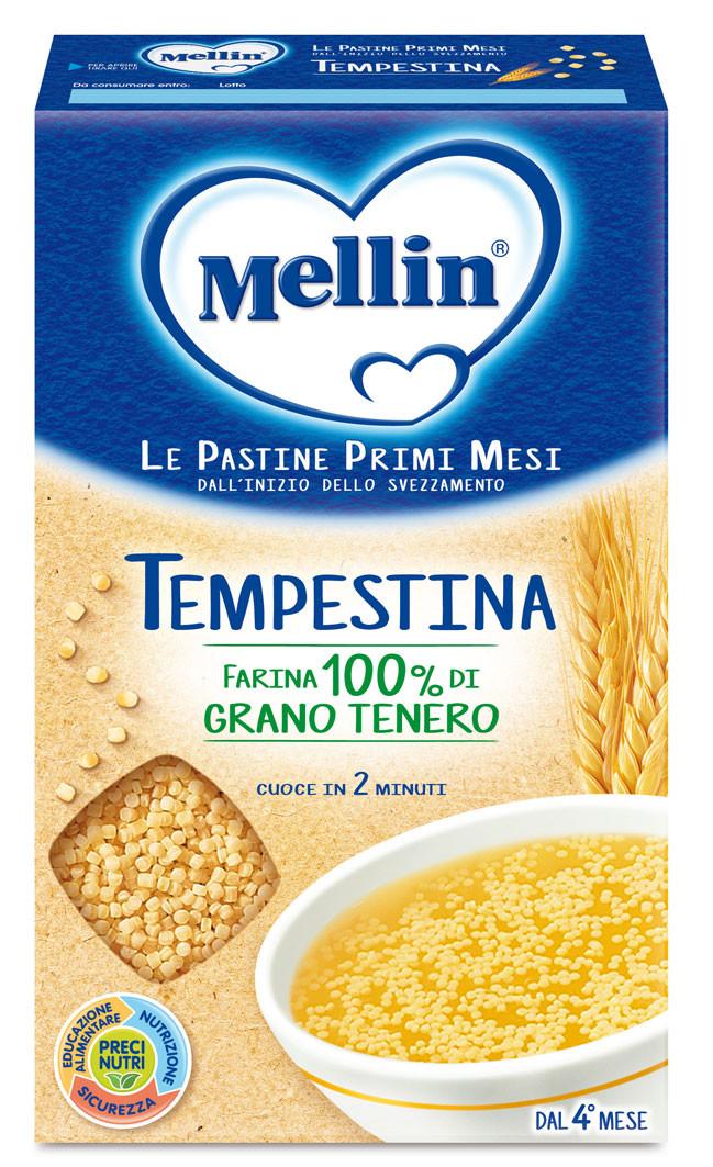 Pastina Tempestina Mellin 320 g