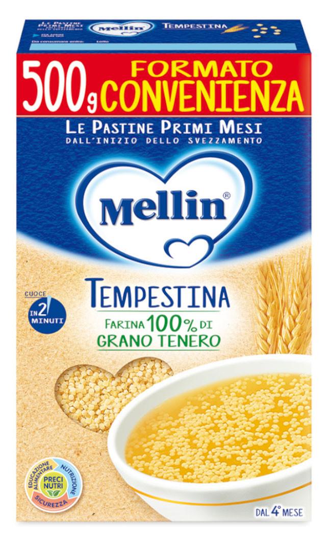 Pastina Tempestina Mellin - 500 g