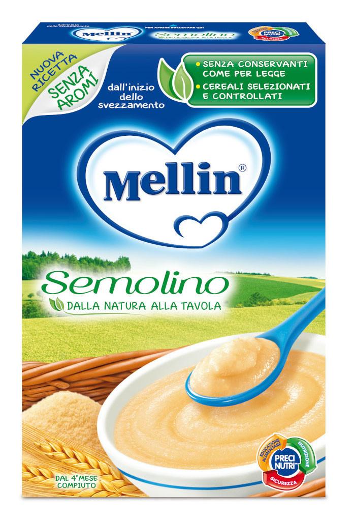 Semolino Mellin