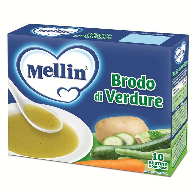 Brodo di Verdure Mellin