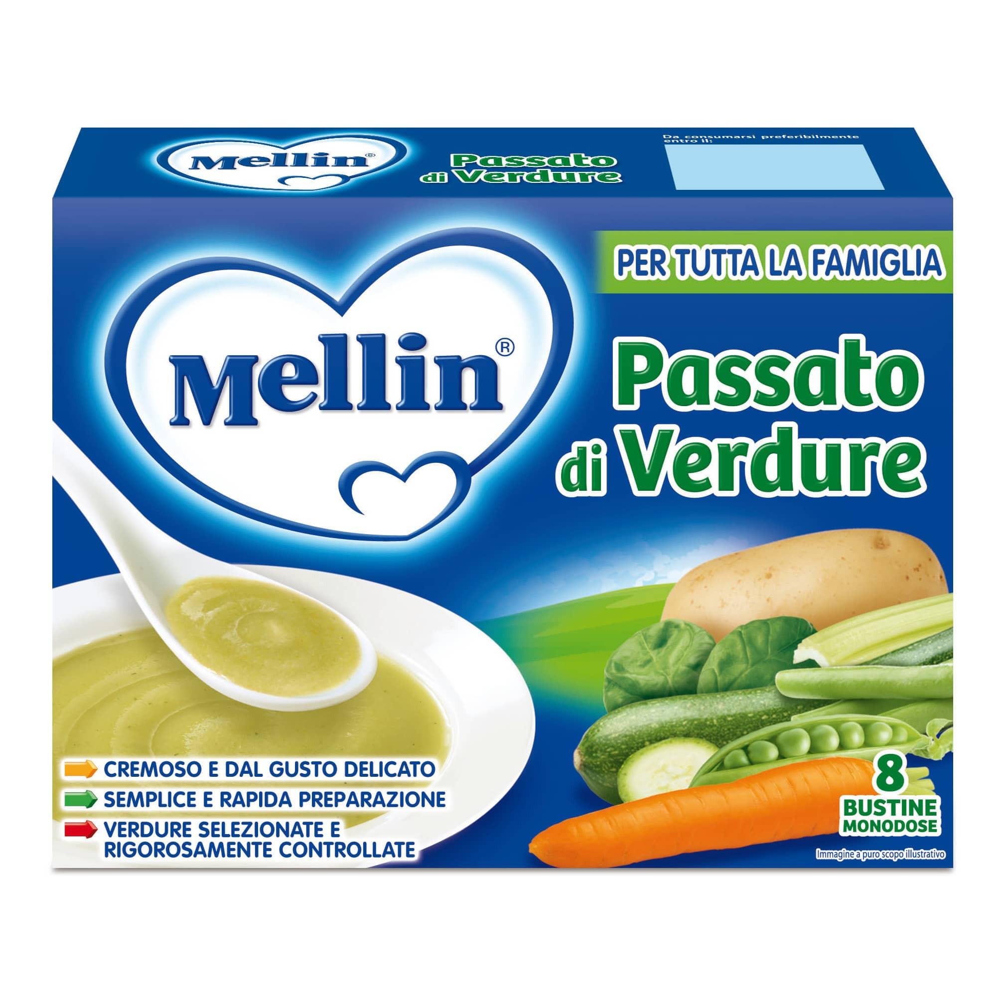 Passato di Verdure Mellin