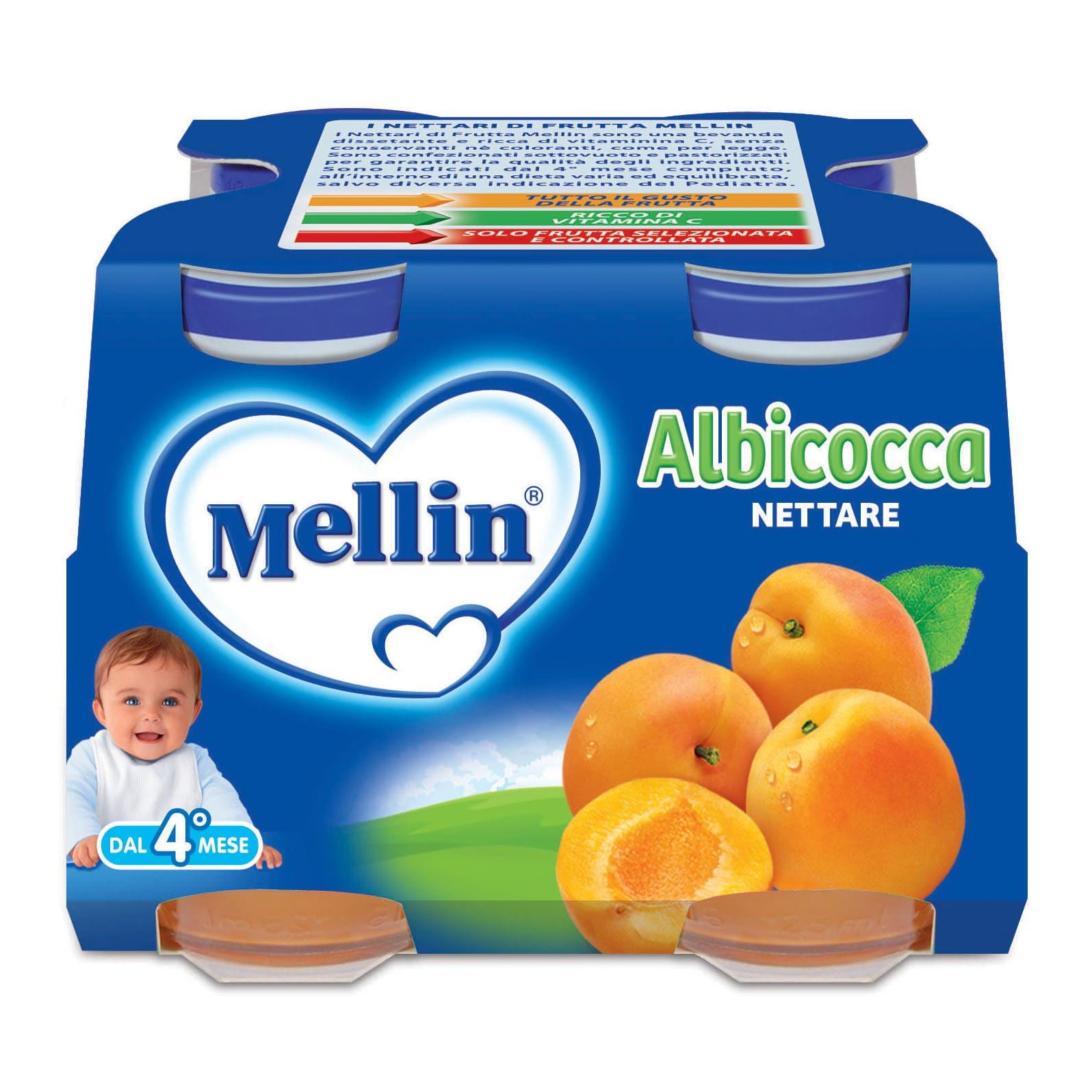 Nettare di Albicocca Mellin