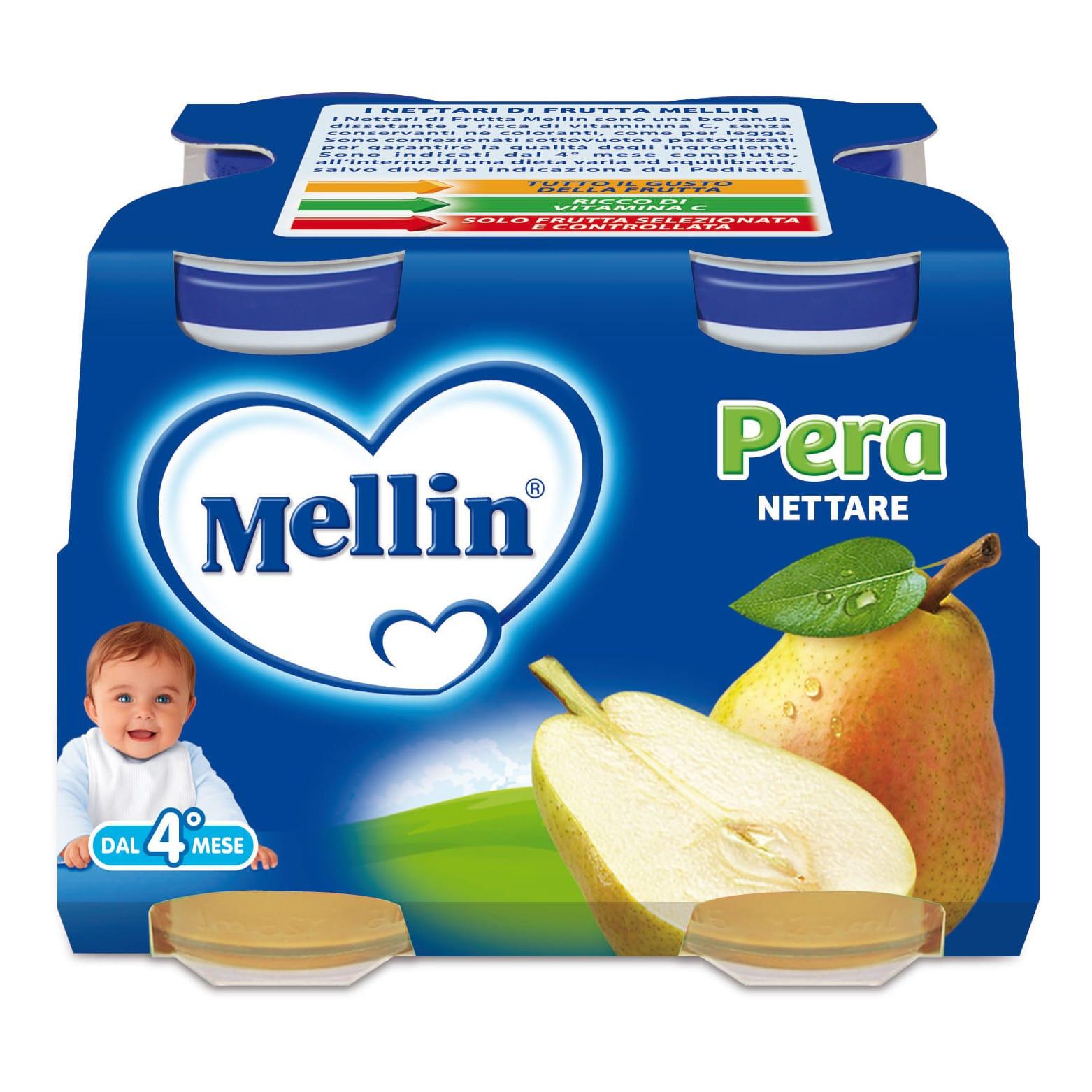 Nettare di Pera Mellin