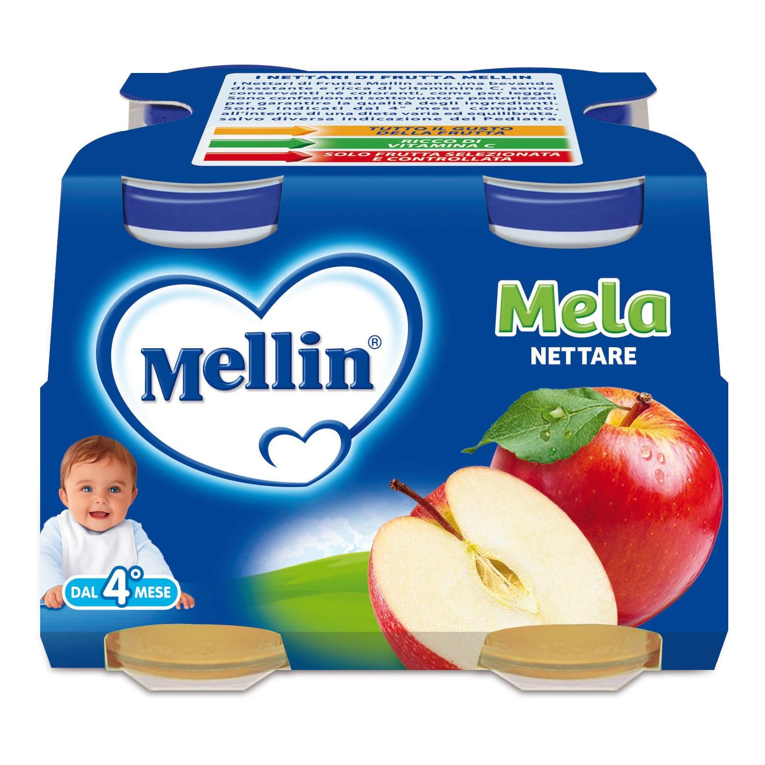 Nettare di Mela Mellin