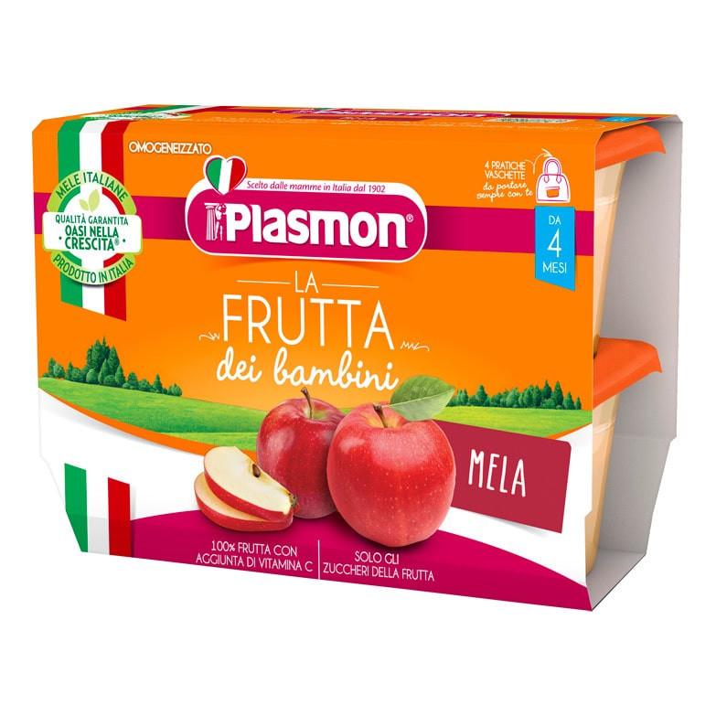 La Frutta dei Bambini Plasmon - Mela