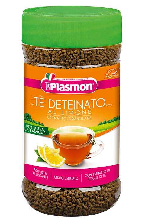 Tè Deteinato al limone Granulare Plasmon