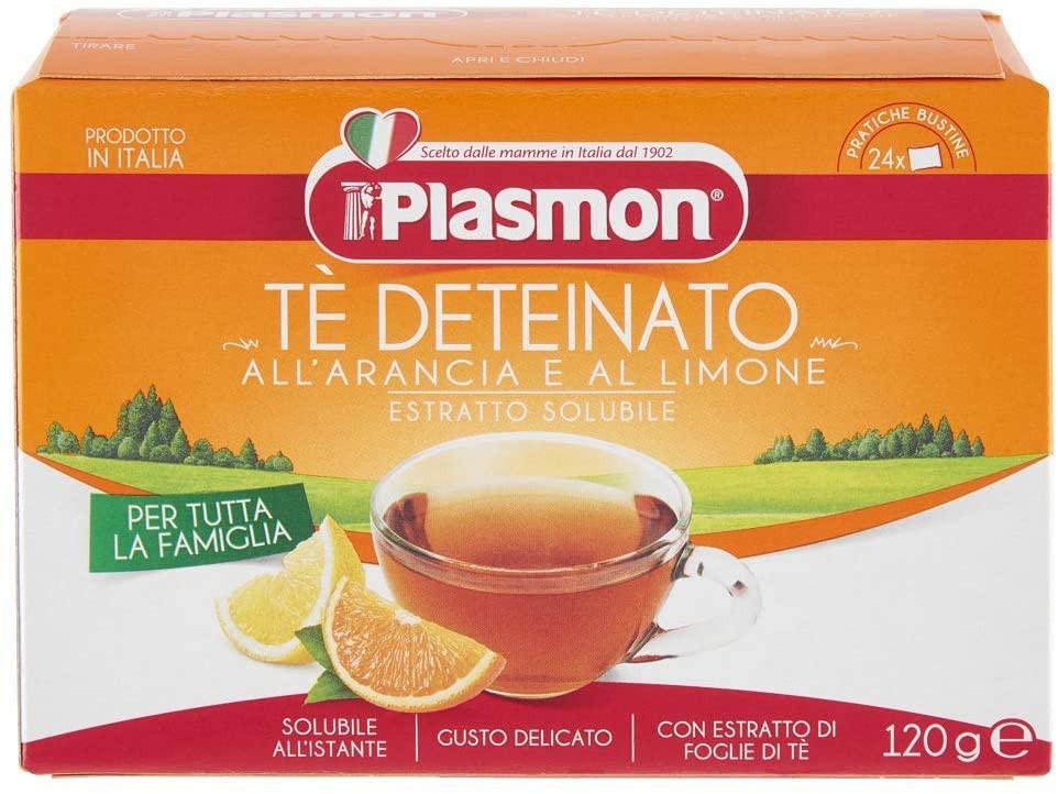 Tè Deteinato solubile Plasmon