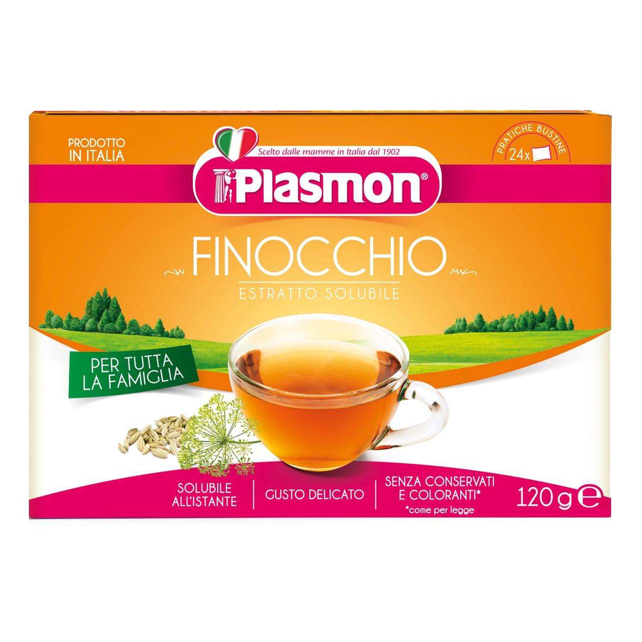 Finocchio solubile Plasmon