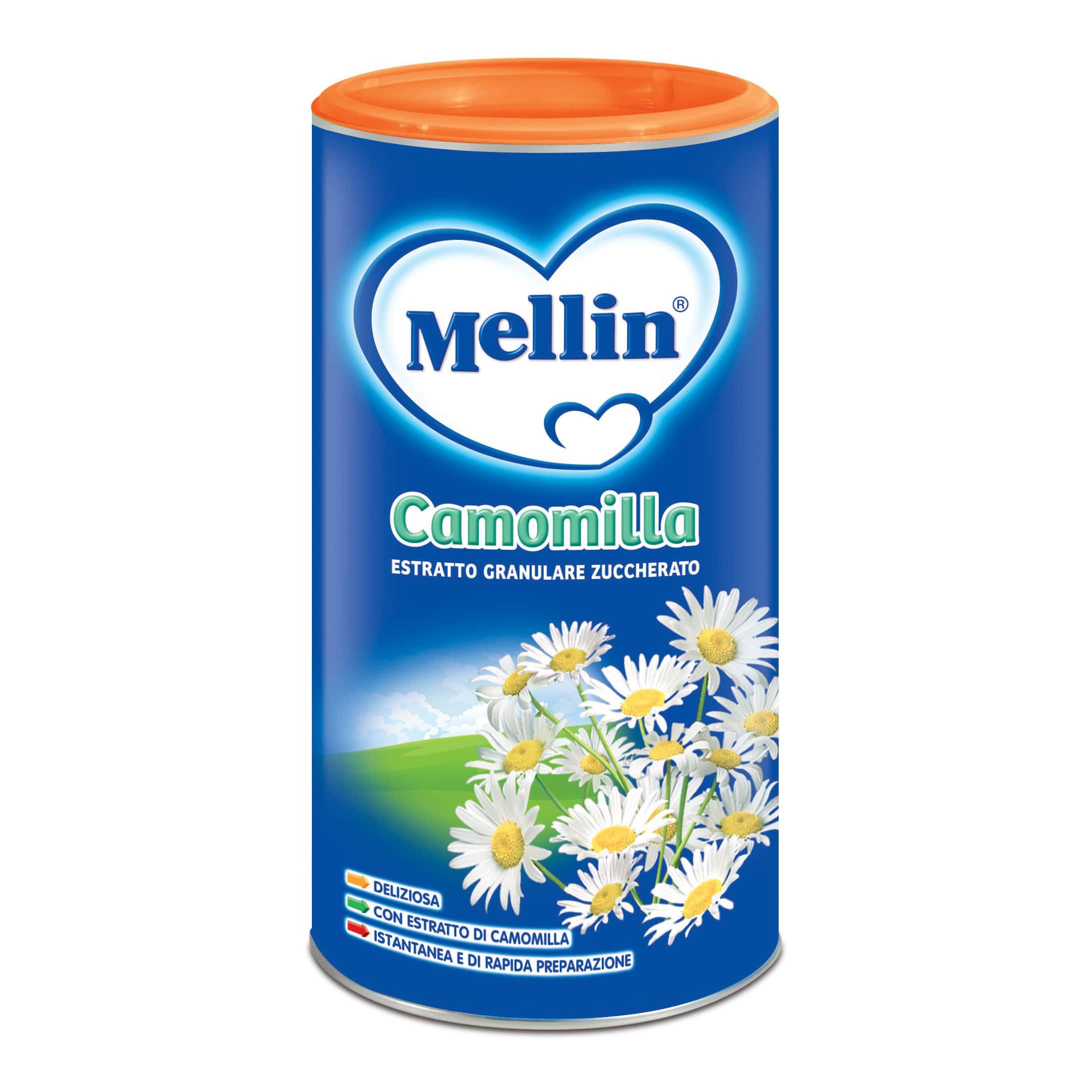 Camomilla Granulare Mellin - 200 g