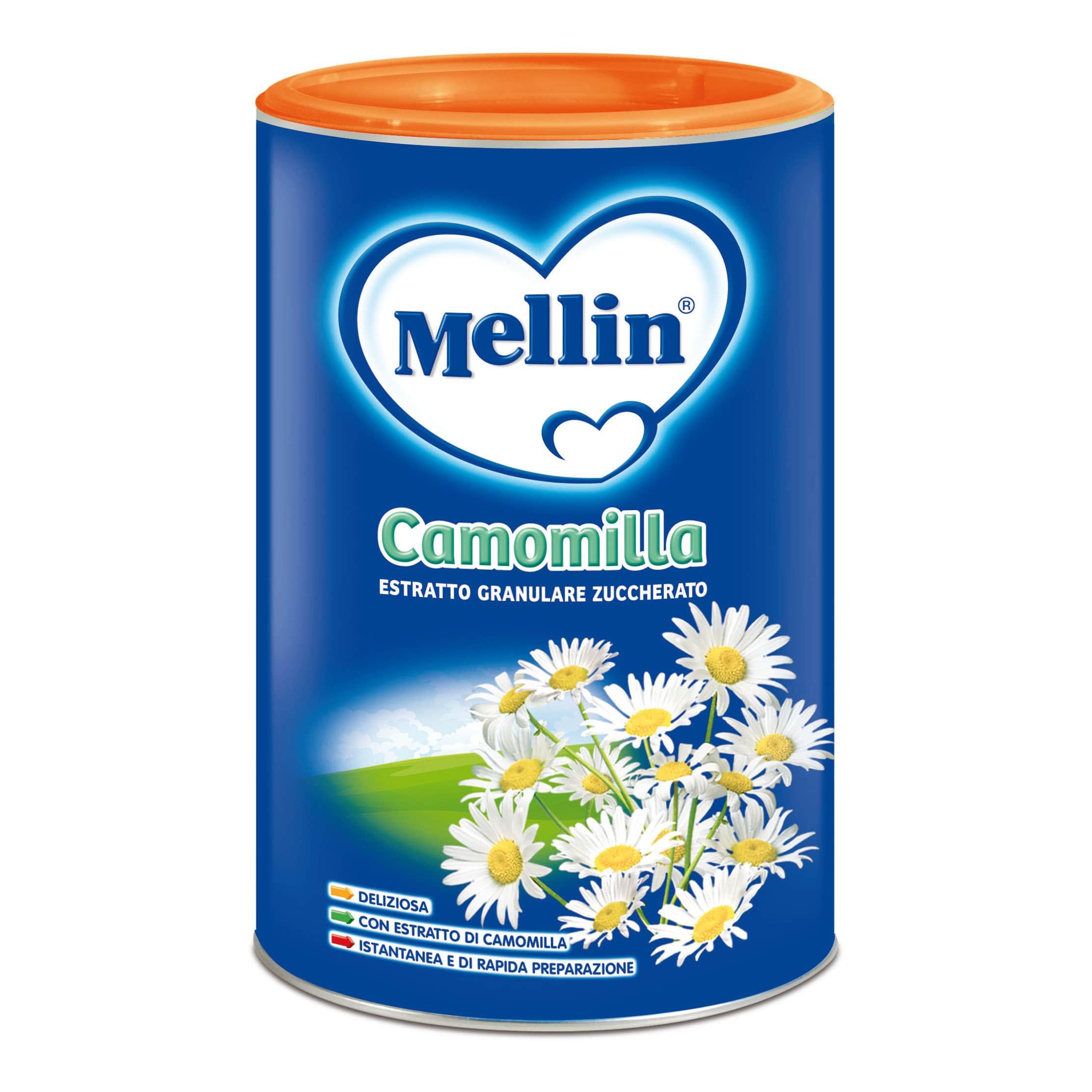 Camomilla Granulare Mellin - 350 g