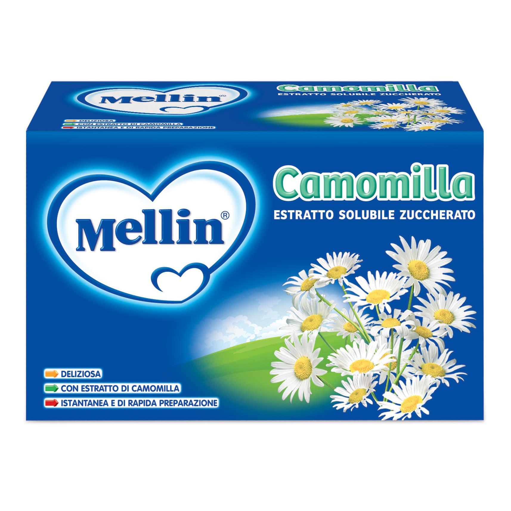 Camomilla in Busta Mellin