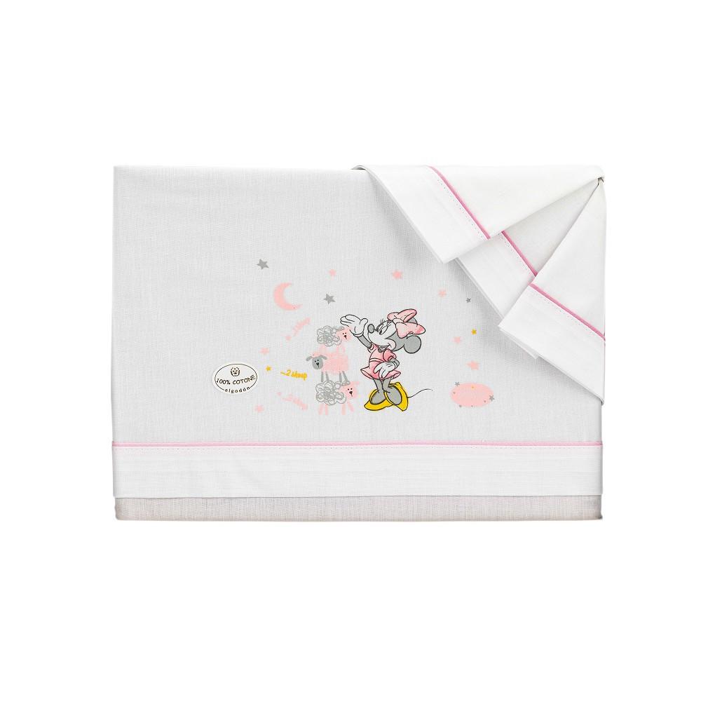 Set Textil para Minicuna Disney Minnie