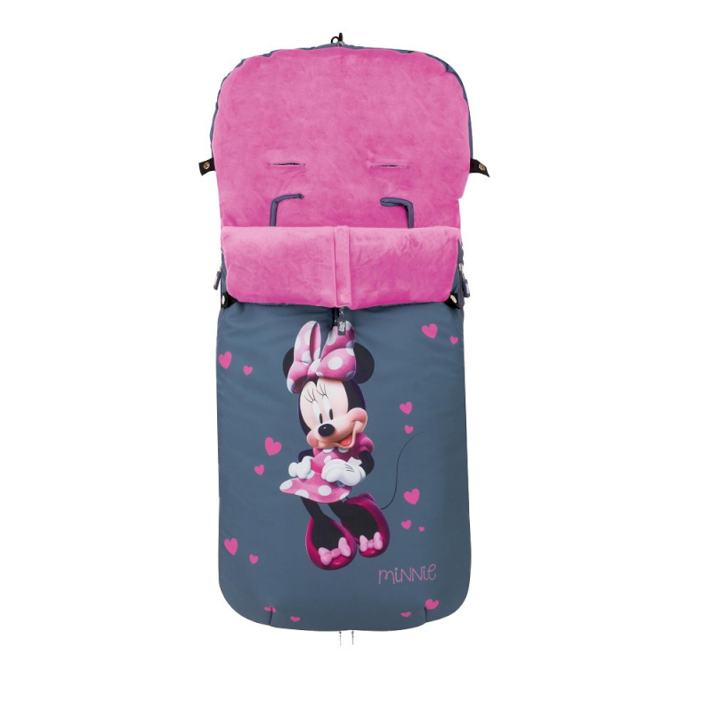 copy of Interbaby Fußsack Disney Minnie