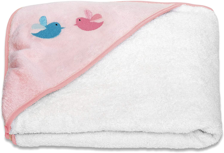 Albornoz nacimiento para bébés Suavinex Rosa