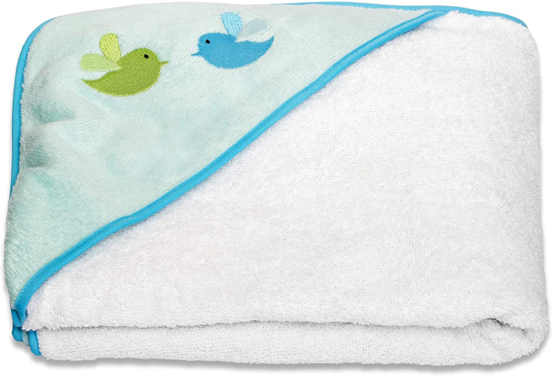 Babyhug Accappatoio per Neonato Suavinex Azzurro