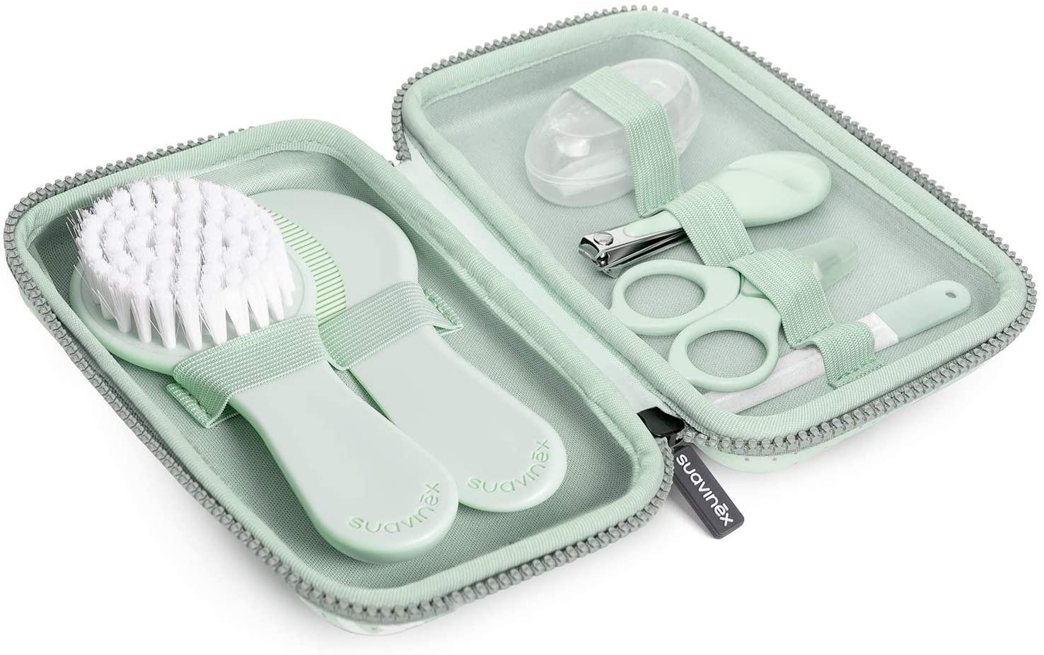 Suavinex Kit para el cuidado del bebé Verde