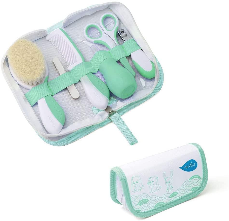 Nuvita Kit de soin pour bébé Vert