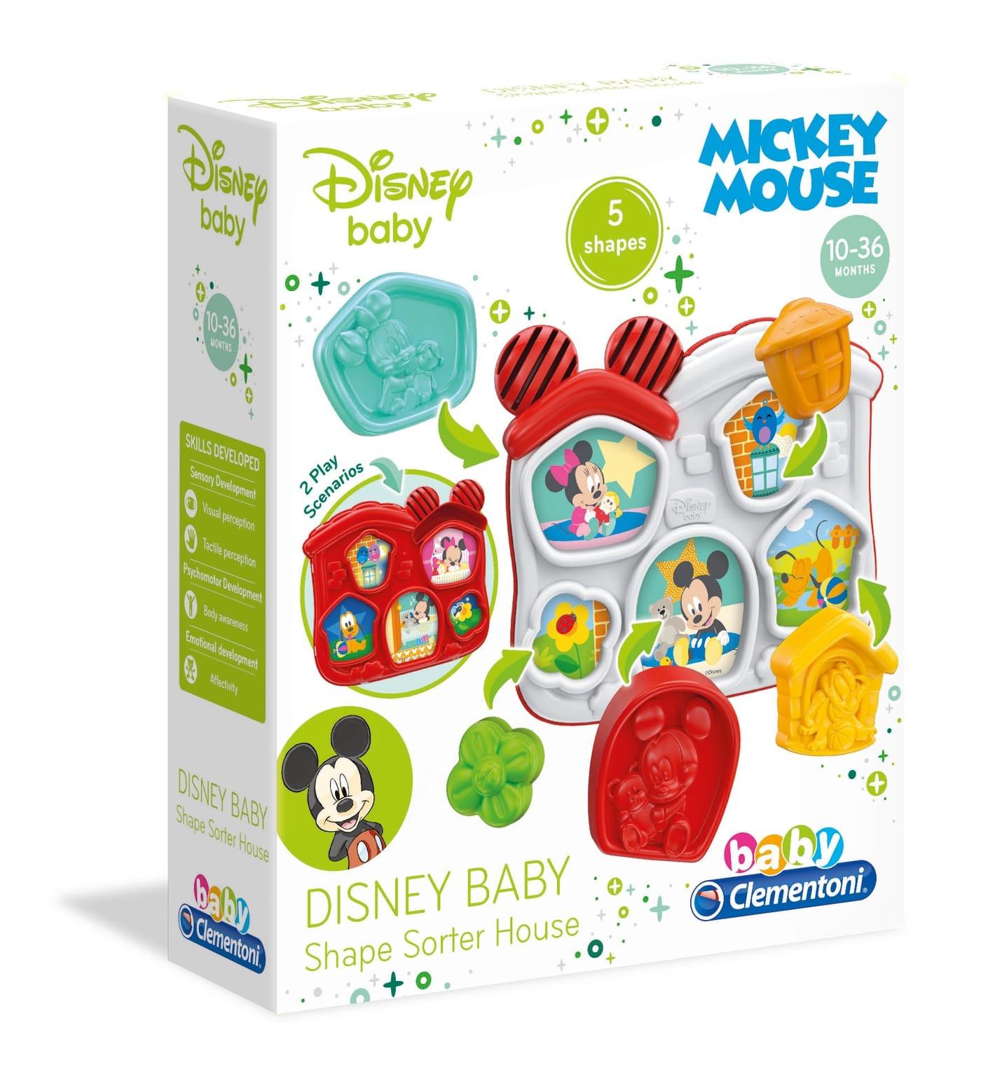 Puzzle Disney Minnie Mickey