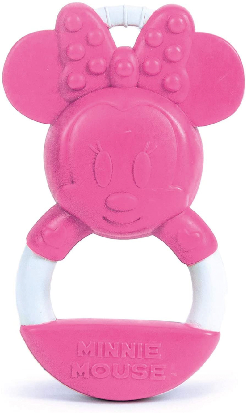 Anello Mordicchioso Baby Minnie