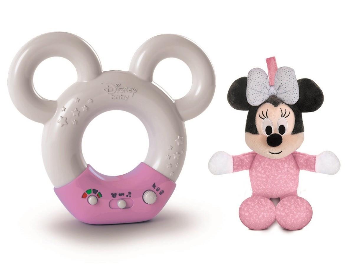 Luz Quitamiedos Baby Minnie