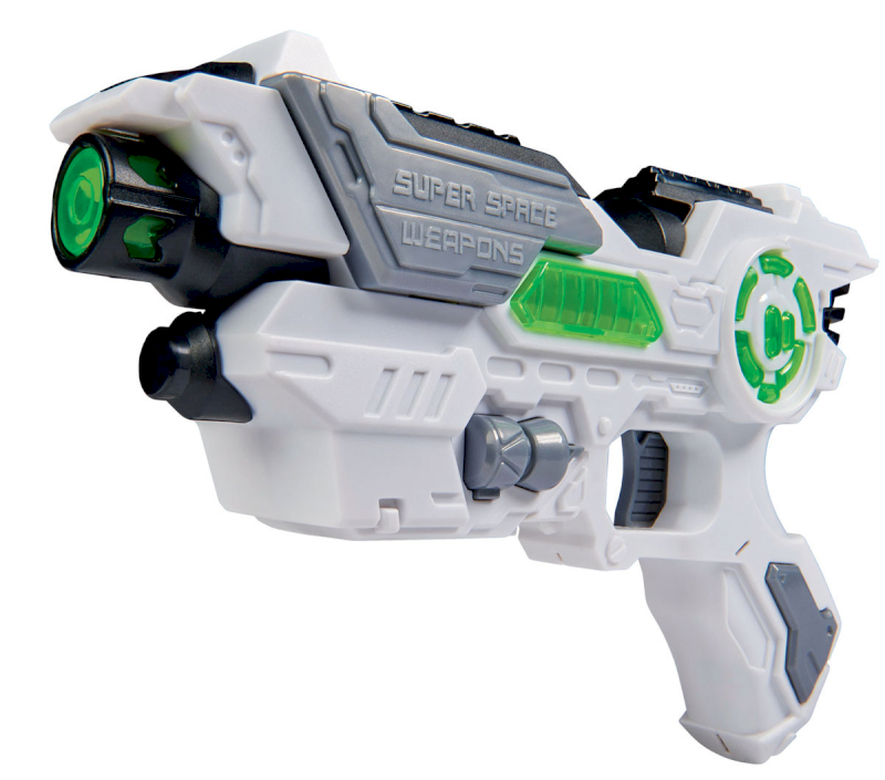 Pistolet Laser - Space Shooter