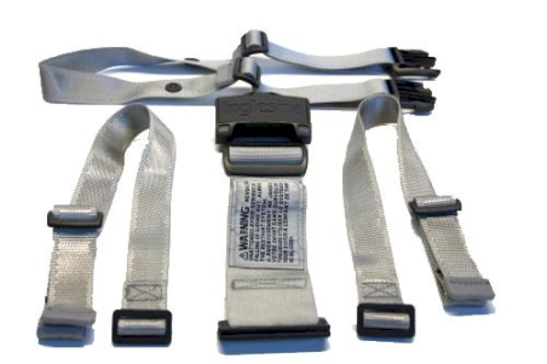 Cinturones Silla de paseo Otutto Inglesina