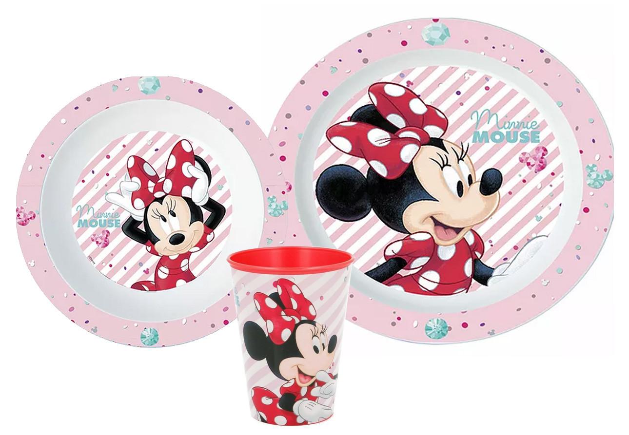 Set Repas - Minnie