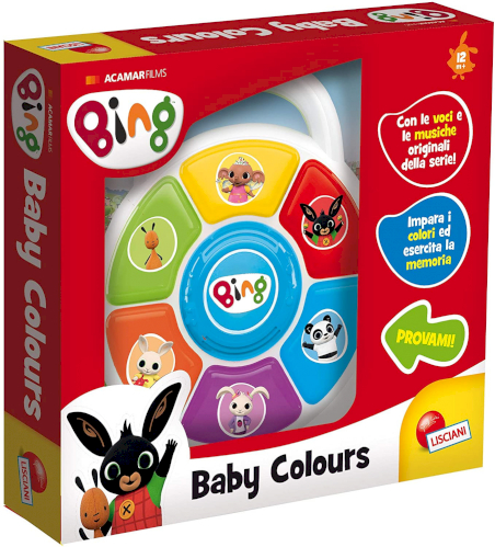 Bing Baby Color Lisciani